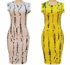 Sexy Women One Piece Stretch Clubwear Bodycon Clubwear Midi Pencil Dress Dresses