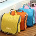 GTI - Ladies Mens Wash Folding Travel Cosmetic Hanging Toilet Makeup Bag Zipper
