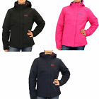 Jack Wolfskin Crush'n Ice 3-in-1 Jacke Winterjacke Doppeljacke Outdoor Damen