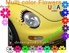 Car EYELASHes headlight liner choose tink star heart flower butterfly heart USA