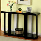 Lakoti Gloss Lacquer Finish Console Table