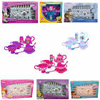 Girls Disney Princess Frozen Minnie Mouse Tea Party Play Set Game Toy New Gift