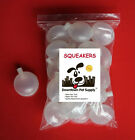 REPLACEMENT SQUEAKERS dog toys, squeekers, fix repair, SMALL MEDIUM LARGE BELLOW