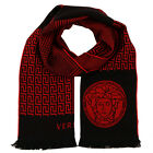 Versace IT00641  100% Wool Mens Scarf
