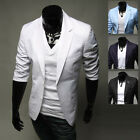 Fashion Men's Casual Slim Fit Seven Sleeve Suit Blazers stylish Coats Jackets