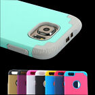 Shockproof Rugged Hybrid Rubber Hard Cover Case Skin For Samsung Galaxy Phone