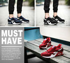 New Mens Running Trainers Boys GYM Walking Shock Absorbing Sports Fitness Shoes
