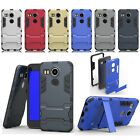 For LG Google Nexus 5X 2015 Anti-shock Hard Hybrid Armor Stand Case Skin Cover