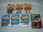 Lot of 7 Brand NEW Hot Wheels and Matchbox Diecast Cars - Sealed - Nascar