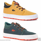 Lacoste Men's Chukka Trek TCS Lace Up Mid Ankle Trainers