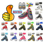12 Pcs No Tie Shoelaces Silicone Shoelaces Elastic Shoe Laces Sneaker Laces Fad