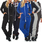 Drying Jumper Damen Jumpsuit Overall Jogging Anzug Trainingsanzug Einteiler