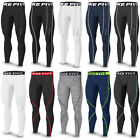 New Men Winter Warm Thermal Skin Tights Compression Base Under Layer Long Pants