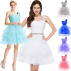 Homecoming Festival Party Dress Graduation Short Prom Ball Gown Wedding Dresses