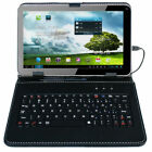"9"" Android 4.4 KitKat Quad Core Tablet A7 8GB Dual Camera WiFi Bundled Keyboard"