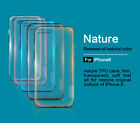 Nillkin Nature TPU Thin Crystal Transparent Case Cover For Apple iPhone 6 / 6S