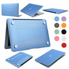 """Colorful Matte Hard Case Cover For 11"""" 13"""" MacBook Air Laptop Shell+Free Sleeve"""