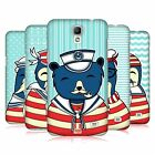 HEAD CASE DESIGNS ANIMALI MARINAI COVER RETRO RIGIDA PER SAMSUNG TELEFONI 4