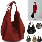 Ladies Large Shoulder Bags Women's Soft Grab Bag Fashion Designer Chic Handbags
