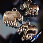 11x15mm KC Gold Plated Zinc Alloy Ships Anchor Charm Pendants for Jewelry Making