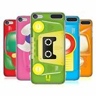 HEAD CASE DESIGNS GADGET GIOCATTOLO COVER RETRO RIGIDA PER APPLE iPOD TOUCH MP3