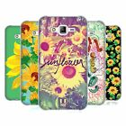 HEAD CASE DESIGNS GIRASOLE COVER MORBIDA IN GEL PER SAMSUNG TELEFONI 3