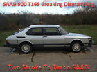 Saab 900 CLASSIC T16S 1984 BREAKING DISMANTLING SPARE PARTS ALL PARTS AVAILABLE