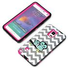 Wave Owl 3IN1 Hybrid Defender Phone Case Back Cover For Samsung Galaxy Note 4