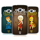 HEAD CASE DESIGNS MINI GREEK GODDESSES HARD BACK CASE FOR SAMSUNG PHONES 4