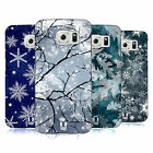 HEAD CASE DESIGNS WINTER PRINTS HARD BACK CASE FOR SAMSUNG PHONES 1