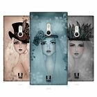HEAD CASE DESIGNS FANCY HATS AND BANDS HARD BACK CASE FOR NOKIA PHONES 2