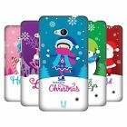 HEAD CASE DESIGNS CHRISTMAS TIDINGS HARD BACK CASE FOR NOKIA PHONES 1
