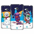 HEAD CASE DESIGNS CHRISTMAS ZOMBIES HARD BACK CASE FOR NOKIA PHONES 1