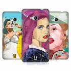 HEAD CASE DESIGNS VINTAGE PORTRAIT HARD BACK CASE FOR NOKIA PHONES 1