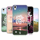 HEAD CASE DESIGNS THOUGHTS TO PONDER HARD BACK CASE FOR LG PHONES 2