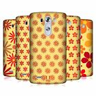 HEAD CASE DESIGNS FLORAL PATTERN HARD BACK CASE FOR LG PHONES 1