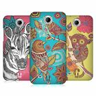 HEAD CASE DESIGNS FANCIFUL INTRICACIES HARD BACK CASE FOR HTC PHONES 3