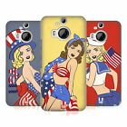 HEAD CASE DESIGNS AMERICA'S SWEETHEART USA HARD BACK CASE FOR HTC PHONES 2