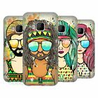 HEAD CASE DESIGNS SUMMER HIPPIES HARD BACK CASE FOR HTC PHONES 1