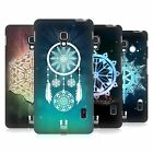 HEAD CASE DESIGNS SNOWFLAKES HARD BACK CASE FOR LG PHONES 3