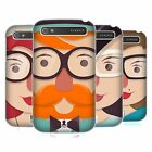 HEAD CASE DESIGNS HIPSTER TOON CRAZE HARD BACK CASE FOR BLACKBERRY PHONES