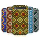 HEAD CASE DESIGNS INDIAN WOVEN PATTERNS HARD BACK CASE FOR BLACKBERRY PHONES