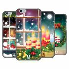 HEAD CASE DESIGNS HOLIDAY CANDLES HARD BACK CASE FOR APPLE iPHONE PHONES