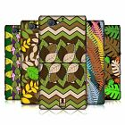 HEAD CASE DESIGNS JUNGLE PATTERNS HARD BACK CASE FOR SONY PHONES 4