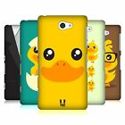 HEAD CASE DESIGNS KAWAII DUCK HARD BACK CASE FOR SONY PHONES 4