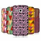 HEAD CASE DESIGNS TRIANGLES HARD BACK CASE FOR SAMSUNG PHONES 6