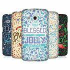 HEAD CASE DESIGNS BLESSED CHRISTMAS HARD BACK CASE FOR SAMSUNG PHONES 6