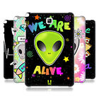 HEAD CASE DESIGNS ALIEN EMOJI HARD BACK CASE FOR SAMSUNG TABLETS 1
