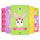 HEAD CASE DESIGNS SOFIE THE BUNNY HARD BACK CASE FOR SAMSUNG TABLETS 1
