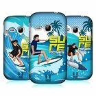 HEAD CASE DESIGNS SURFING MOVES HARD BACK CASE FOR SAMSUNG PHONES 5